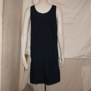 Everlane Black Short Casual Dress